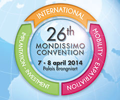 MONDISSIMO International Mobility Conference 2014